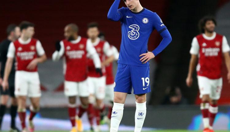 A városi rivális Chelsea ellen támadt fel a gödörben lévő Arsenal – Index