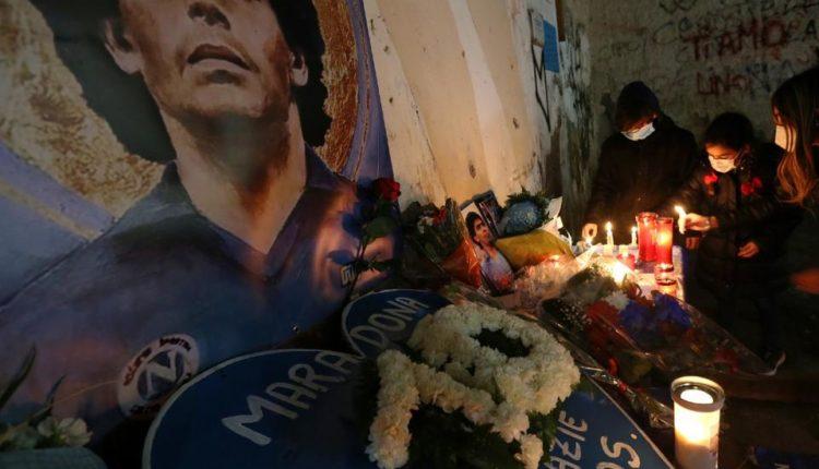 Argentína: máj-, vese-, szív- és érrendszeri betegsége is volt Maradonának – Nemzeti Sport