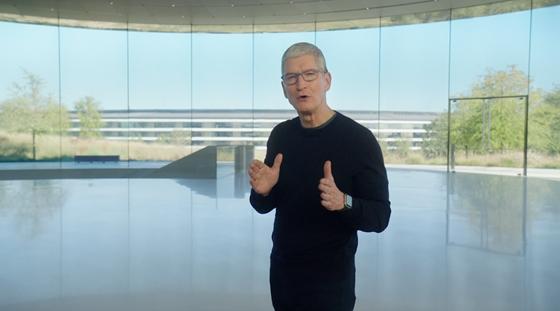 Az Apple-t vezető Tim Cooknak pár e-mailjébe került elkaszálni egy egész sorozatot – hvg
