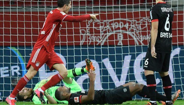 Bundesliga: Bayer Leverkusen–Bayern München – NSO – Nemzeti Sport
