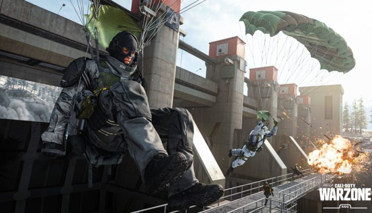 Egy több mint 20GB-os frissítéssel gyarapodott a Call of Duty: Warzone – Game Channel