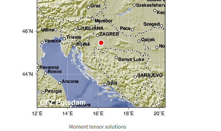 Erős földrengés pusztított Horvátországban, eddig 5 elhunytról tudnak – Portfolio