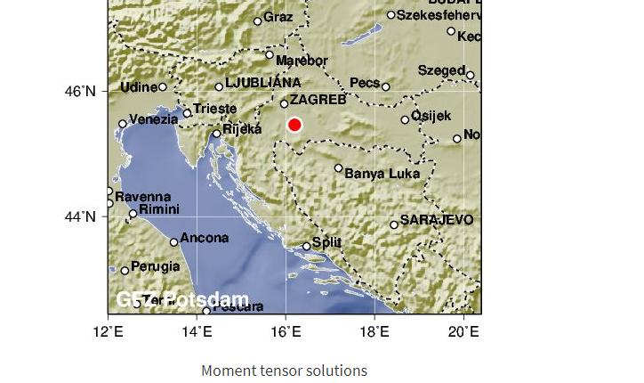 Erős földrengés pusztított Horvátországban, már 7 elhunytról tudnak – Portfolio