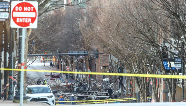 Felrobbant egy parkoló lakóautó Nashville belvárosában, többen megsérültek – Portfolio