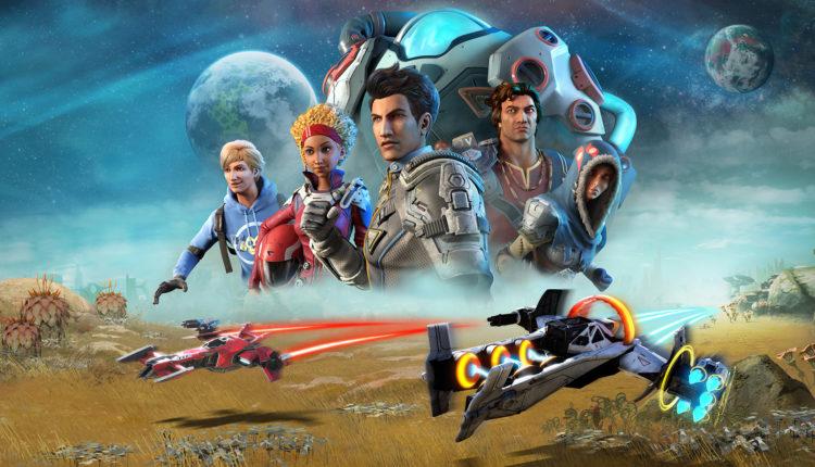Ingyenes a Starlink: Battle for Atlas, de nagyon kell vele sietni – Game Channel