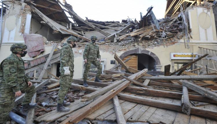 Itt a magyarázat a horvátországi erős földrengésekre – Origo