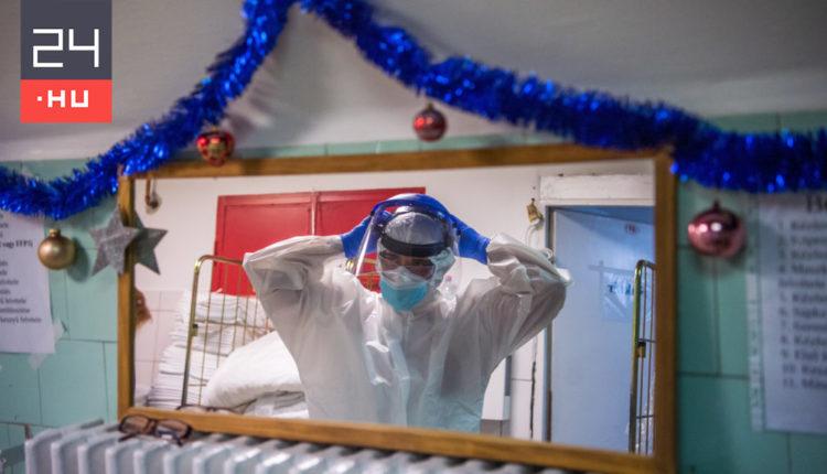 Kétezer alatt az új fertőzöttek száma, elhunyt 154 beteg – 24
