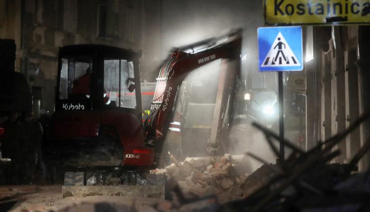 Külügy: nincs magyar érintettje a horvátországi földrengésnek – Index