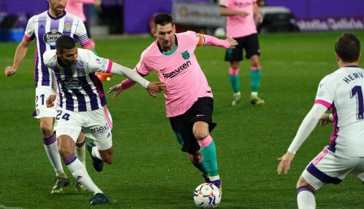 La Liga: Valladolid–Barcelona – NSO – Nemzeti Sport