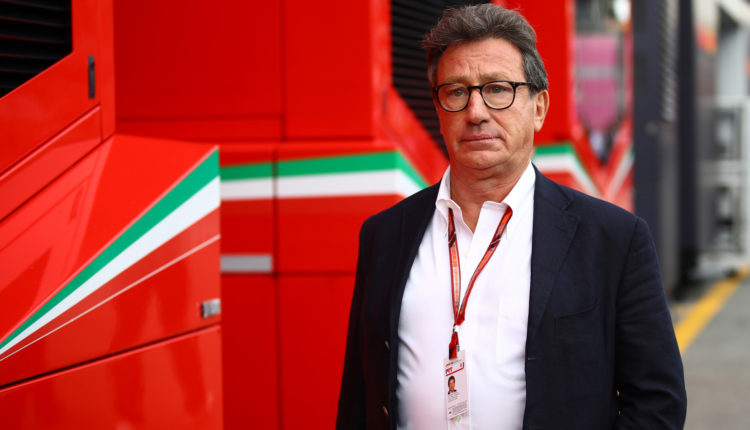Lemondott a Ferrari vezérigazgatója – Portfolio