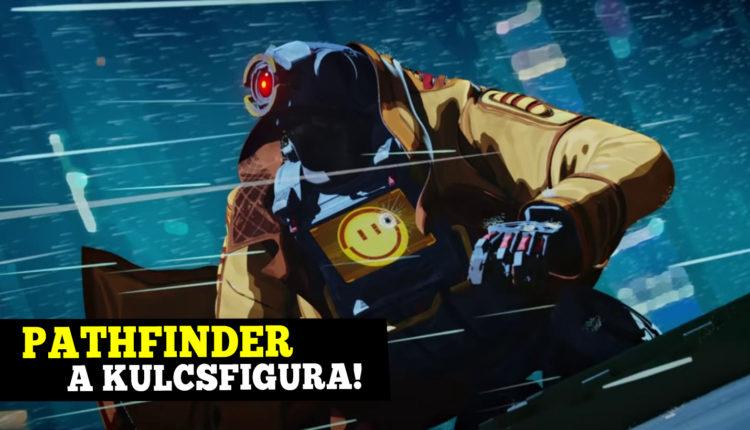 Pathfinder tragikus múltjával kezdenek összeérni az Apex Legends szálai! – Metabro
