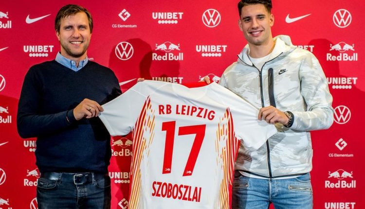 RB Leipzig: Szimpatikus fiatalember – Nagelsmann Szoboszlairól – NS – Nemzeti Sport
