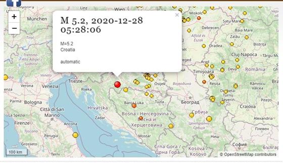 Világ: Erős földrengés rázta meg Horvátországot | hvg.hu – hvg