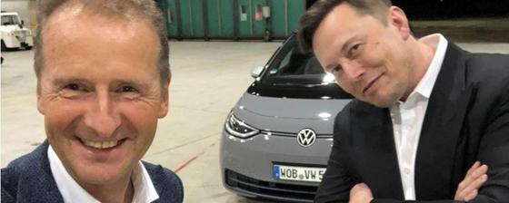 """A VW vezére szerint """"vén autógyárként"""" tekintenek rájuk a befektetők – hvg"""