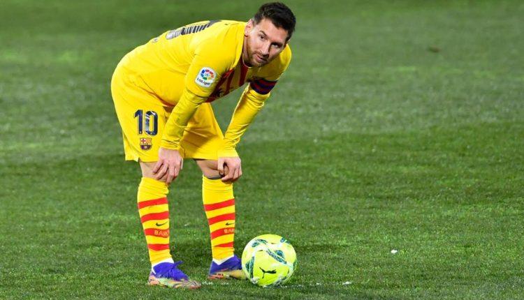 Barcelona: Messi jogi lépésekre készül szerződésének kiszivárgása miatt – Nemzeti Sport