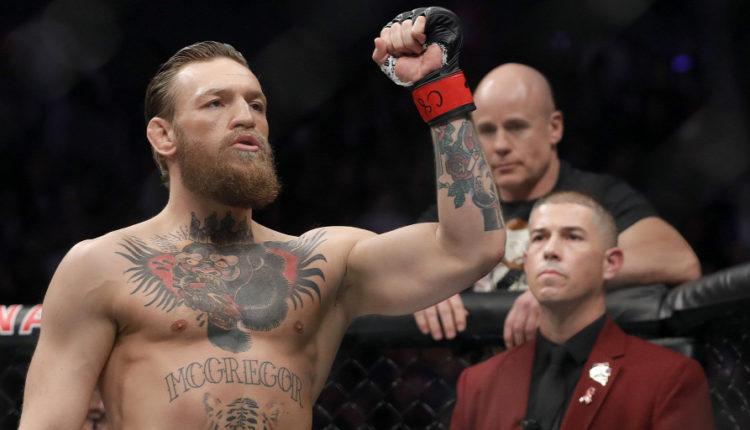 Homokozóban keresett vigaszt a kiütéses vereség után Conor McGregor – videó – Origo