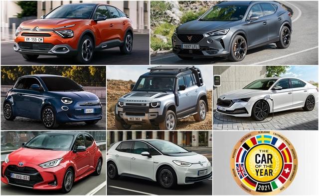 Itt a 2021-es Év autója díj hét döntőse – hvg