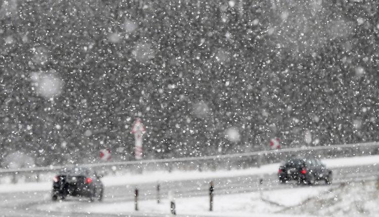 Jön a hó, és szépen beborítja a fél Magyarországot – Index