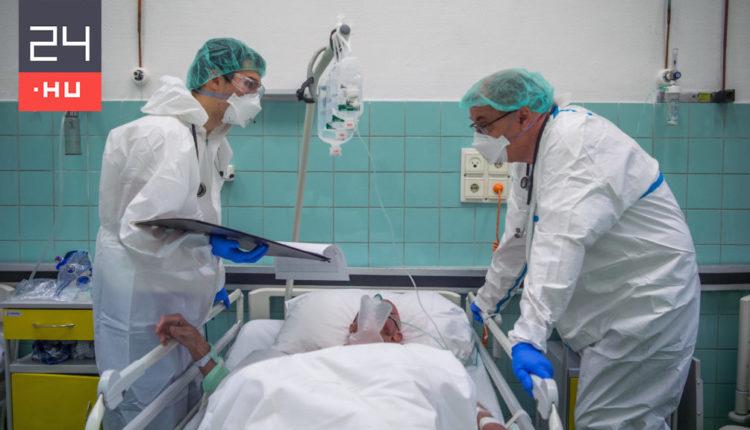 Koronavírus: elhunyt újabb 77 beteg – 24