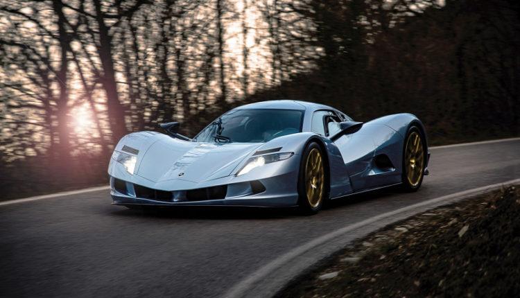 Már Európában is kapható az az utcai kocsi, ami egy Forma-1-es autónál is gyorsabb – Origo
