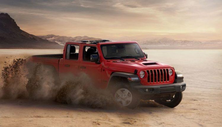 Megérkezett a vadonatúj Jeep Gladiator – Igényesférfi