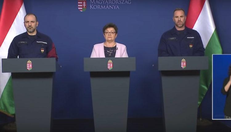 Müller Cecília: csökken a koronavírusos megbetegedések száma Magyarországon – Portfolio