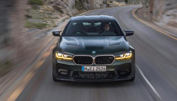Sárga fényszóróval takarítja a belső sávot a valaha volt legerősebb új BMW – Origo