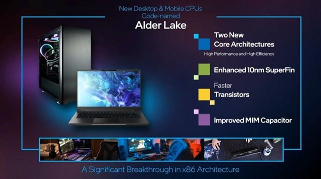 Több fronton is frissítette a processzorait az Intel, az Apple M1-nek is készítettek konkurenciát – hvg