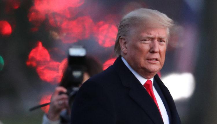Trump kabinetje az elnök elmozdítását fontolgatja – Portfolio