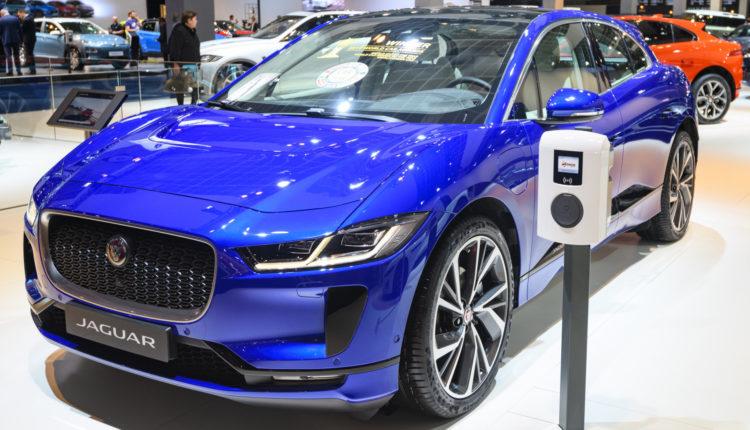 A Jaguar Land Rover bejelentette: kizárólag elektromos autókat fog gyártani – Portfolio