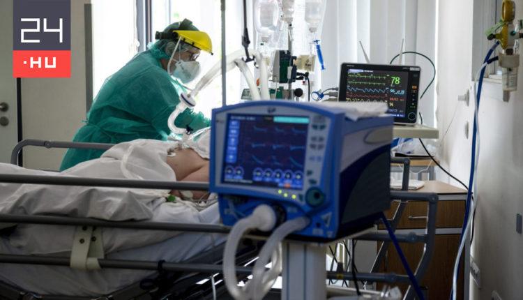 Egyetlen nap alatt 12 ötvenes beteg halt meg koronavírus miatt – 24