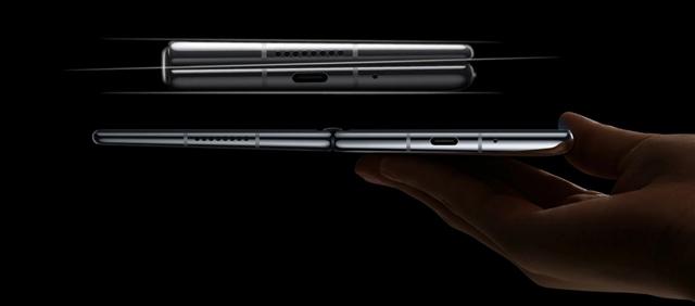 Félig androidos: itt a Huawei új csúcsmobilja, az összecsukható Mate X2 – hvg