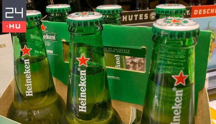 Nyolcezer embert küldenek el a Heinekentől – 24