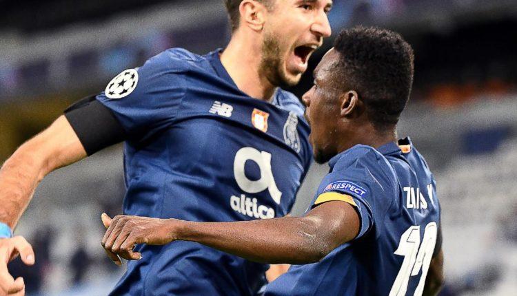 BL: a Porto játékosa húzni akarta az időt, lebukott – videó – NSO – Nemzeti Sport