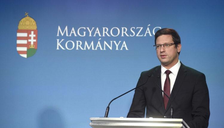 Gulyás Gergely: Magyarország várhatóan húsvét után megkezdi a nyitást – Portfolio