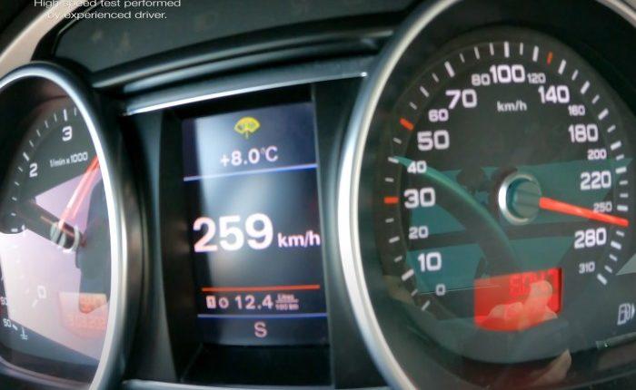 Így küldi a pokolba a V12-es TDI motor az Audi Q7-est – Vezess