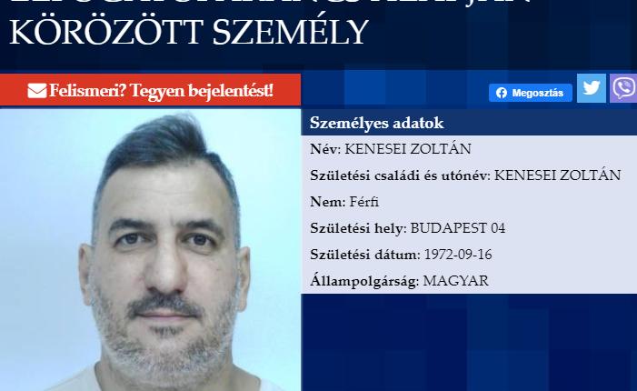 Labdarúgás: vesztegetés miatt körözik Kenesei Zoltánt – NSO – Nemzeti Sport