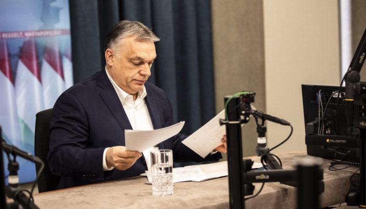 Orbán Viktor: óriási nyomás lesz a kórházakon, 15-20 ezren szorulhatnak ápolásra – Portfolio