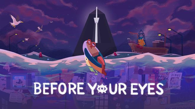 Szemmozgással és pislogással lesz vezérelhető a Before Your Eyes – PlayDome online játékmagazin – PlayDome online magazin
