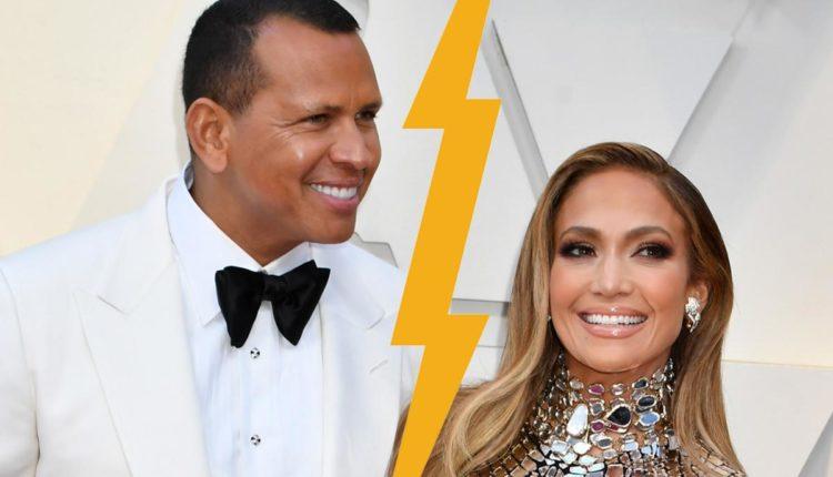 Sztárhírek Jennifer Lopez és Alex Rodriguez szakítottak – Glamour Online
