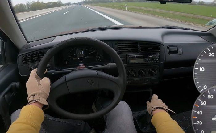 1 milliót futott, gyári dízel Golf akasztja a kilométerórát az Autobahnon – Vezess