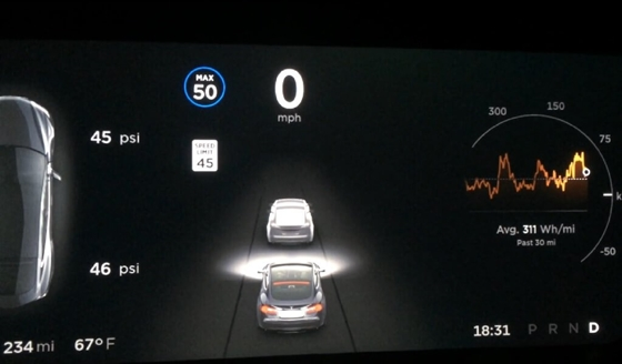 Elon Musk szerint nem volt engedélyezve az önvezetés a halálos Tesla-balesetnél – hvg