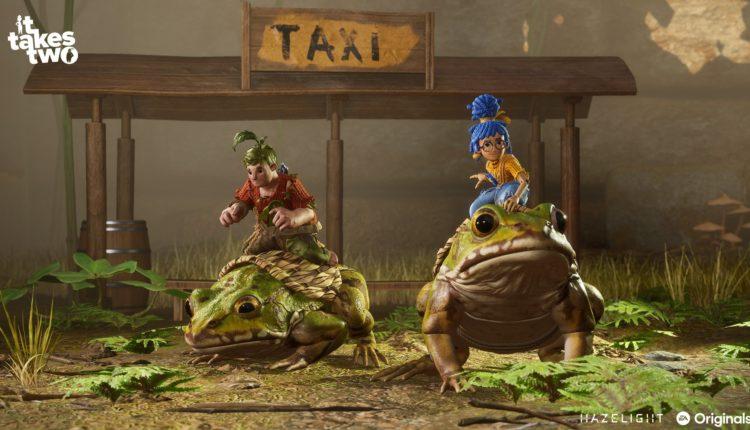 Már egymillió eladott példánynál tart az It Takes Two – Game Channel
