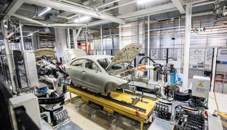 Megszólalt a Mercedes a kecskeméti gyárleállással kapcsolatban – Portfolio