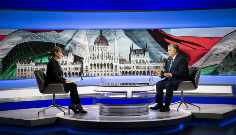 Orbán Viktor: A korlátozások csak lassítani tudják a brit variánst, de megállítani nem – Portfolio