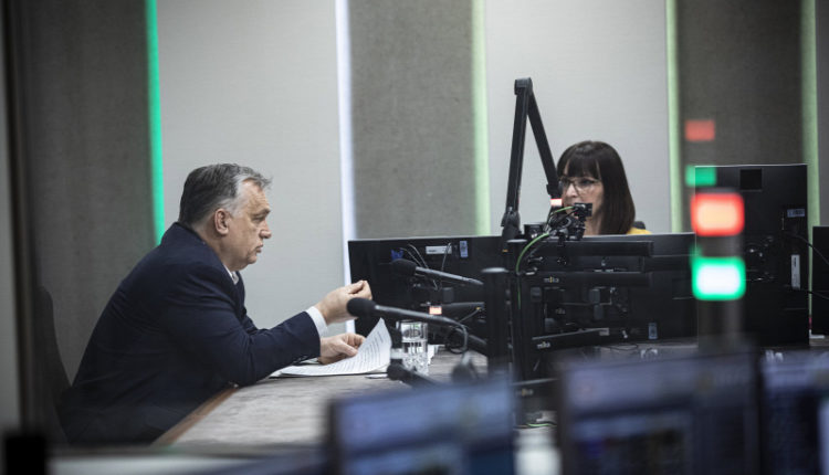 Orbán Viktor: Négymillió oltott felett nyitnak a színházak, szállodák, mozik, konditermek a védettek előtt – Origo