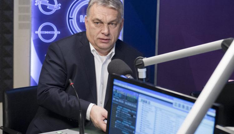 Orbán Viktor: Úton vagyunk a szabadság felé – Origo