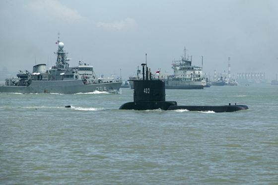 Szombatig van elegendő oxigén az 53 emberrel elsüllyedt indonéz tengeralattjárón – hvg
