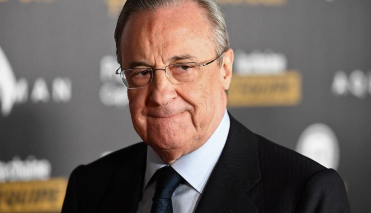 Szuperliga: Meg akarjuk menteni a futballt – Florentino Pérez – NSO – Nemzeti Sport
