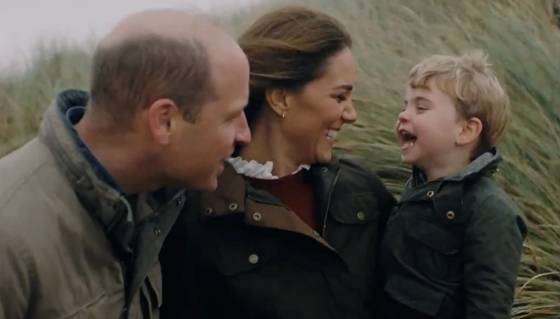 Vajon hogy fér el ennyi boldogság Vilmos herceg és Katalin hercegné kisfilmjében? – hvg